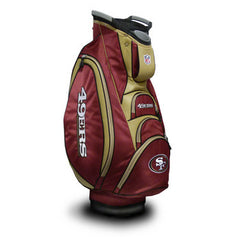 San Francisco 49ers Victory Cart Golf Bag