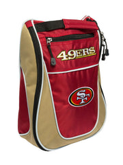 San Francisco 49ers Golf Shoe Bag