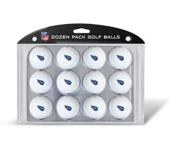 Tennessee Titans Golf Balls Dozen Pack