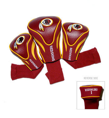 Washington Redskins 3 Pk Contour Sock Headcovers