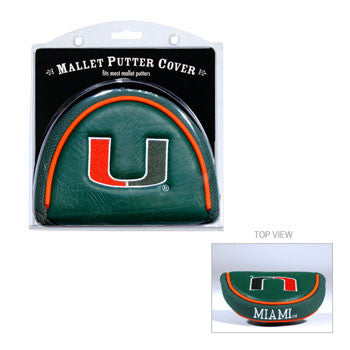 Miami Mallet Putter Cover
