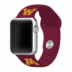 Minnesota Golden Gophers Silicone Apple Watch™ Band - Maroon