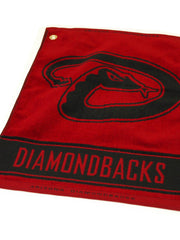 Arizona Diamondbacks Reds Woven Towel