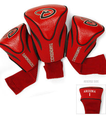 Arizona Diamondbacks 3 Pk Contour Sock Headcovers