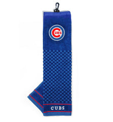 Chicago Cubs Embroidered Towel