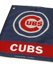 Chicago Cubs Woven Towel