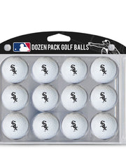Chicago White Sox Golf Balls Dozen Pack