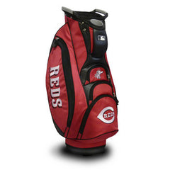 Cincinnati Reds Victory Cart Golf Bag