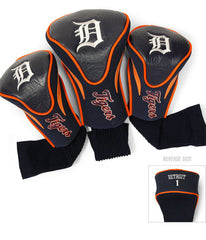 Detroit Tigers 3 Pk Contour Sock Headcovers