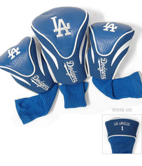 Los Angeles Dodgers 3 Pk Contour Sock Headcovers