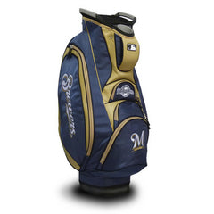 Milwaukee Brewers Victory Cart Golf Bag