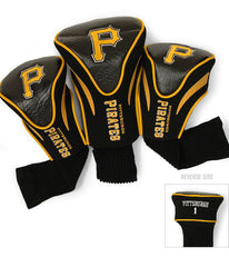 Pittsburgh Pirates 3 Pk Contour Sock Headcovers