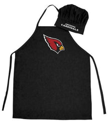 Arizona Cardinals Apron and Hat Set
