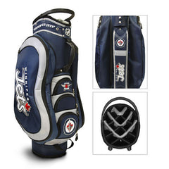 Winnipeg Jets Medalist Cart Golf Bag