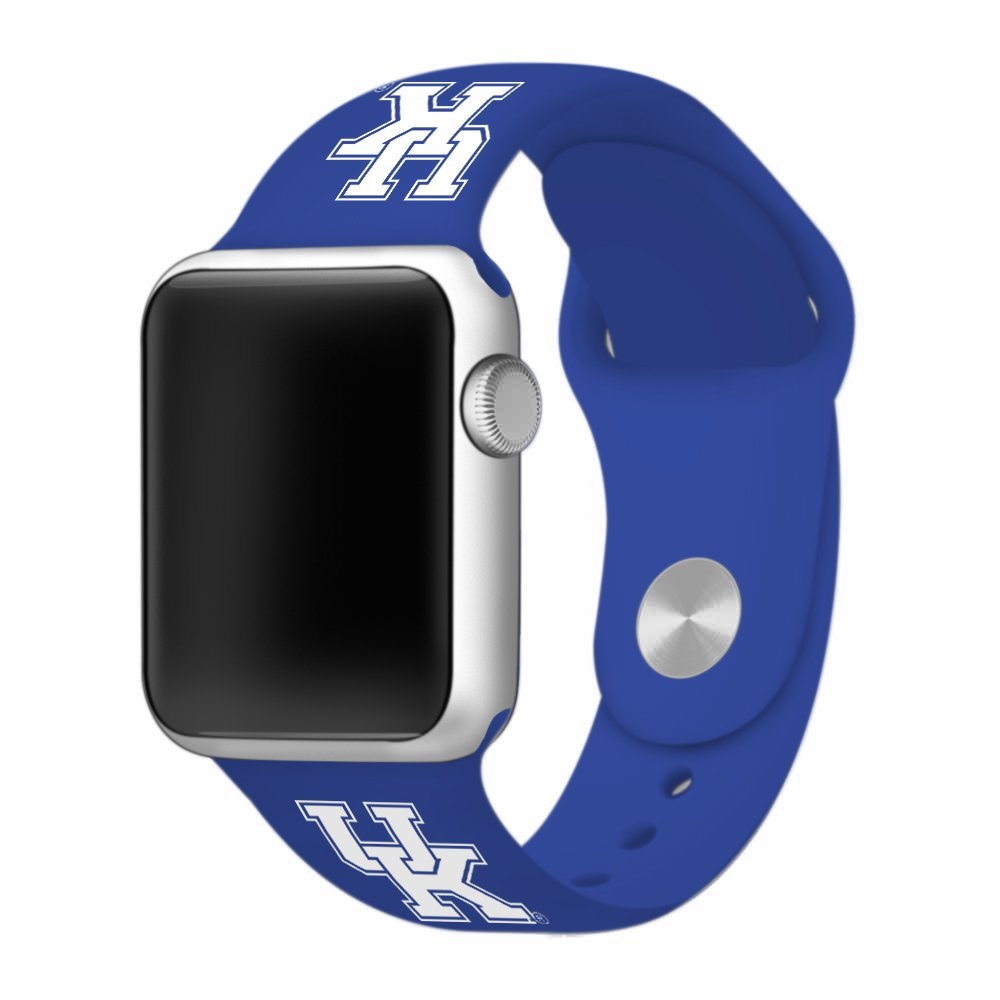 Kentucky Wildcats Silicone Apple Watch™ Band - Blue V1