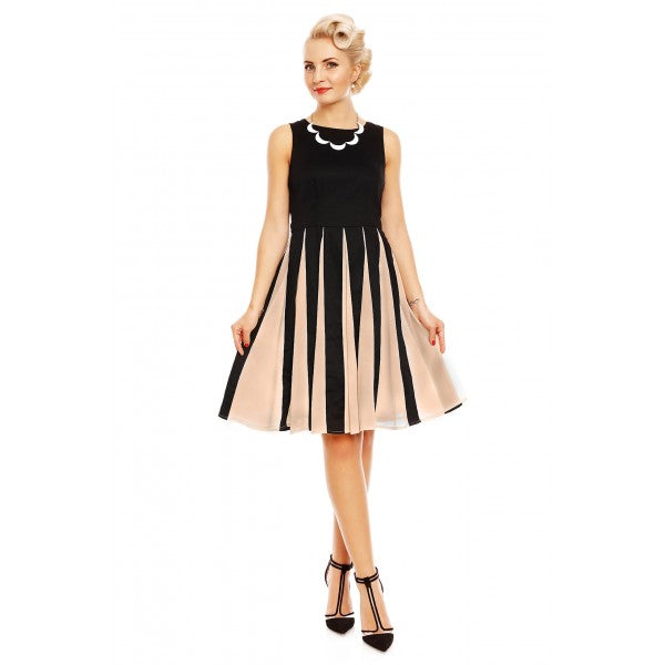 Judith Retro Swing Dress