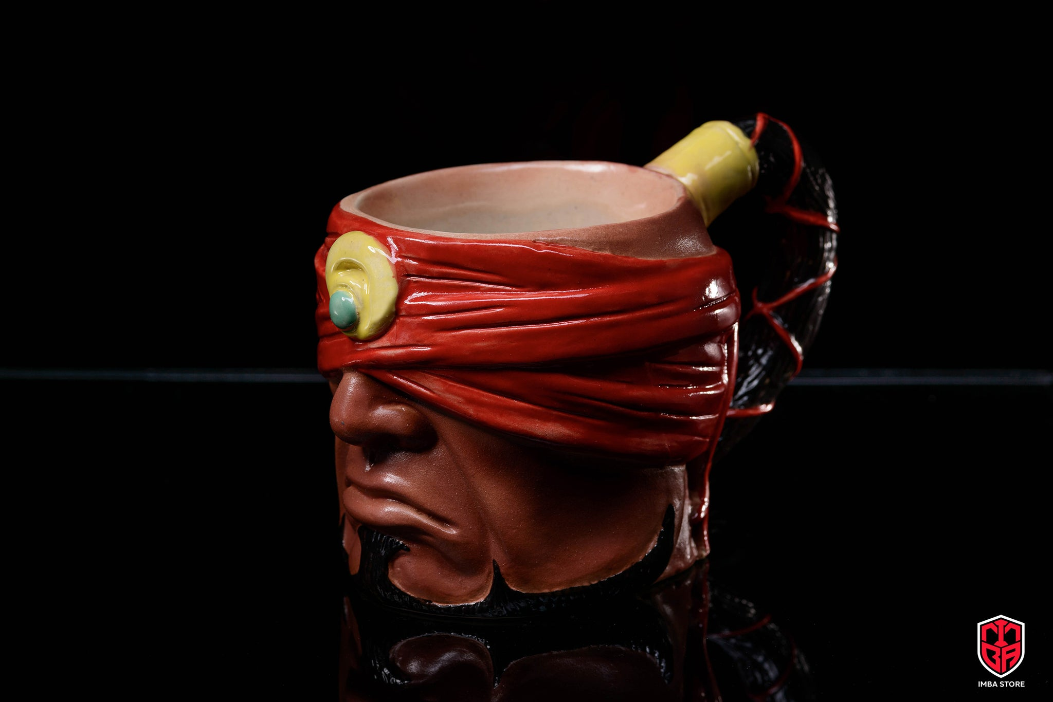 Lee Sin Mug Handmade in Vietnam by Imba Store