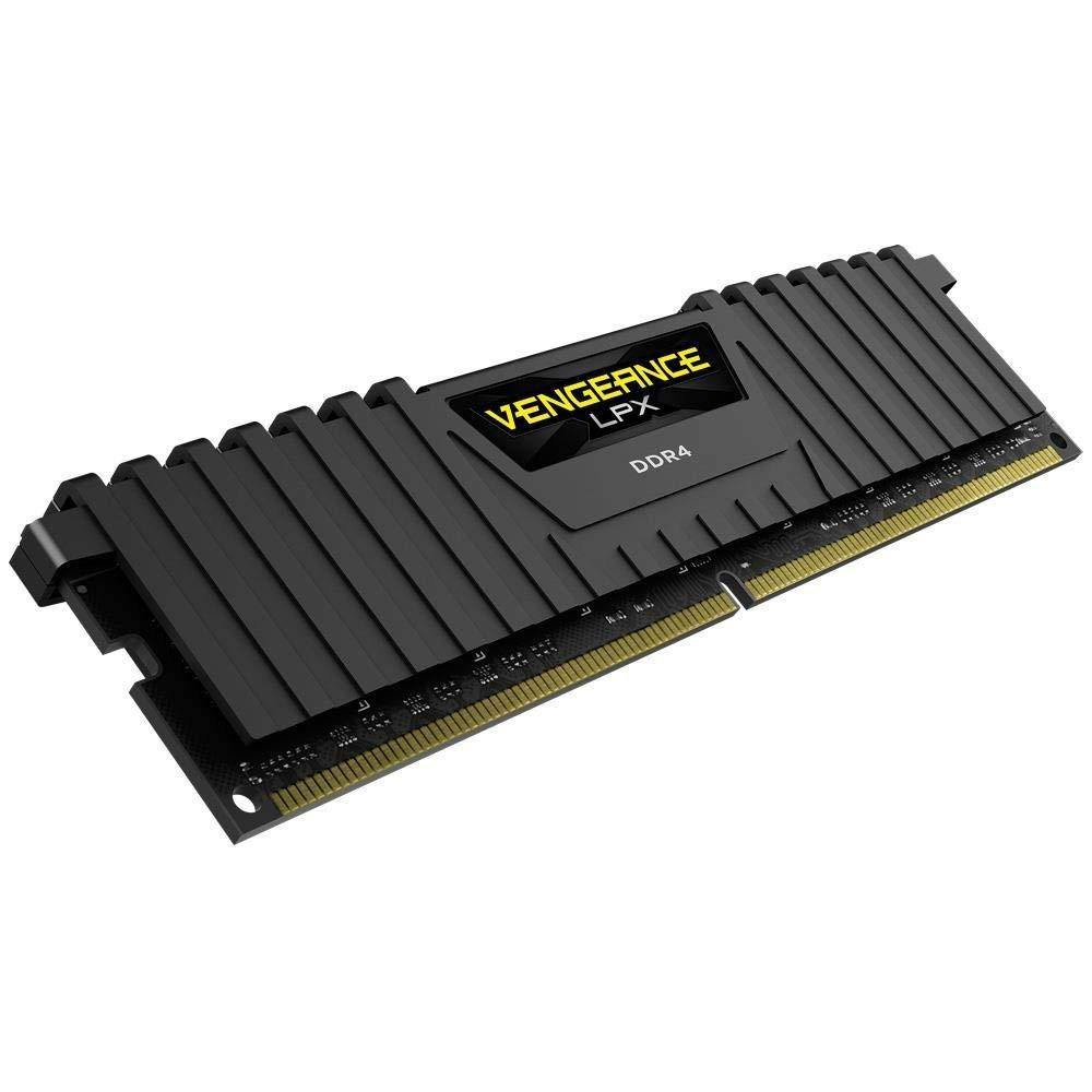 RAM Corsair VENGEANCE LPX 32GB (2x16GB) - Bus 2400MHz C14 - Black