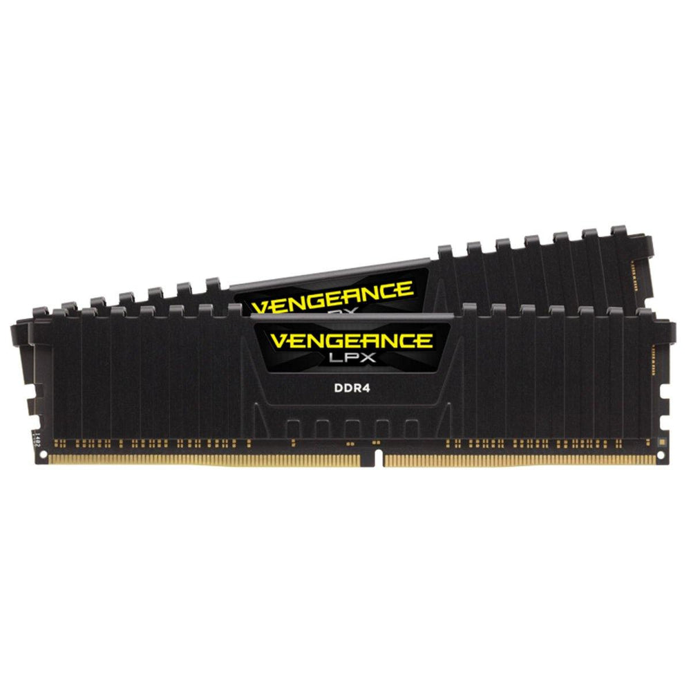 RAM Corsair VENGEANCE LPX 16GB (2 x 8GB) - Bus 2666MHz C16 - Black