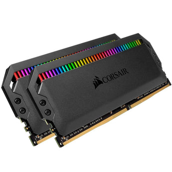 RAM Corsair DOMINATOR PLATINUM RGB 16GB (2 x 8GB) - Bus 3000MHz C15