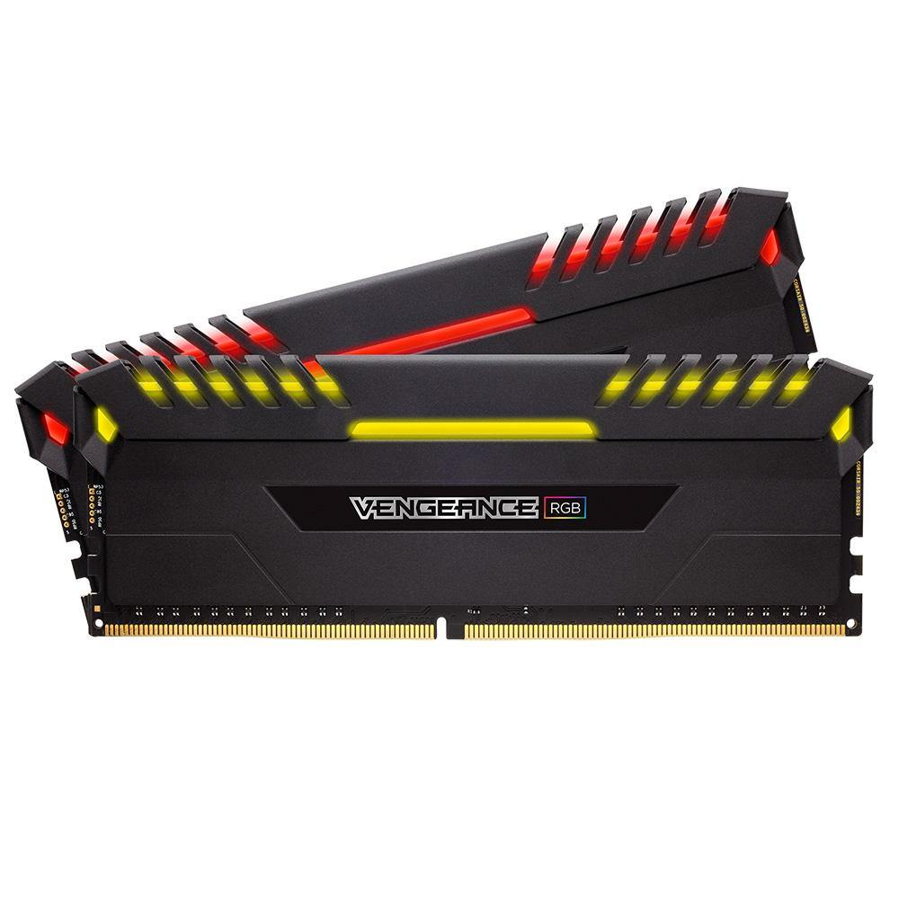 RAM Corsair VENGEANCE RGB 16GB (2 x 8GB) -Bus 3000MHz C15