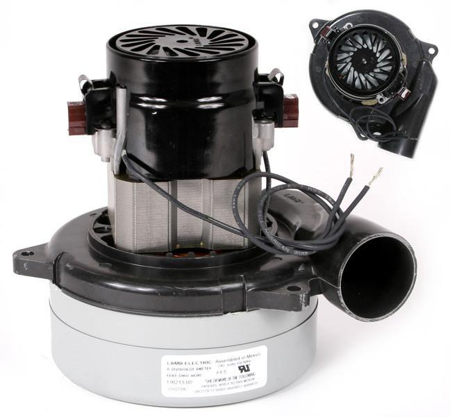 Ametek 1100w tangential ducted vacuum motor 116213 for Tangential bypass motor central vacuum