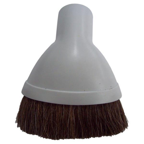 Oval Dusting Brush - Grey