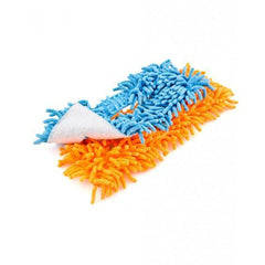 Replacement Microfibre Dust Mop Vacuum Pads, 2 Pack