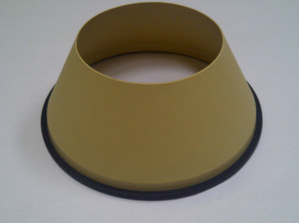 EVS Plastic Cone with Rubber Seal