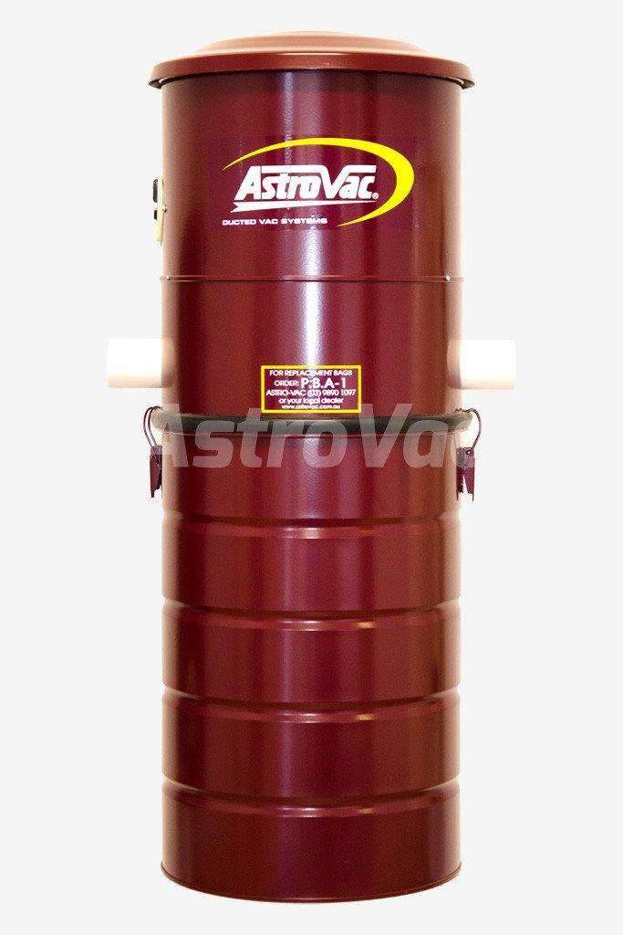 AstroVac DL1400B Heavy Duty Ducted Vacuum