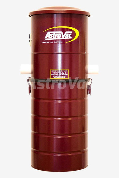 AstroVac DL1700B Deluxe Ducted Vacuum
