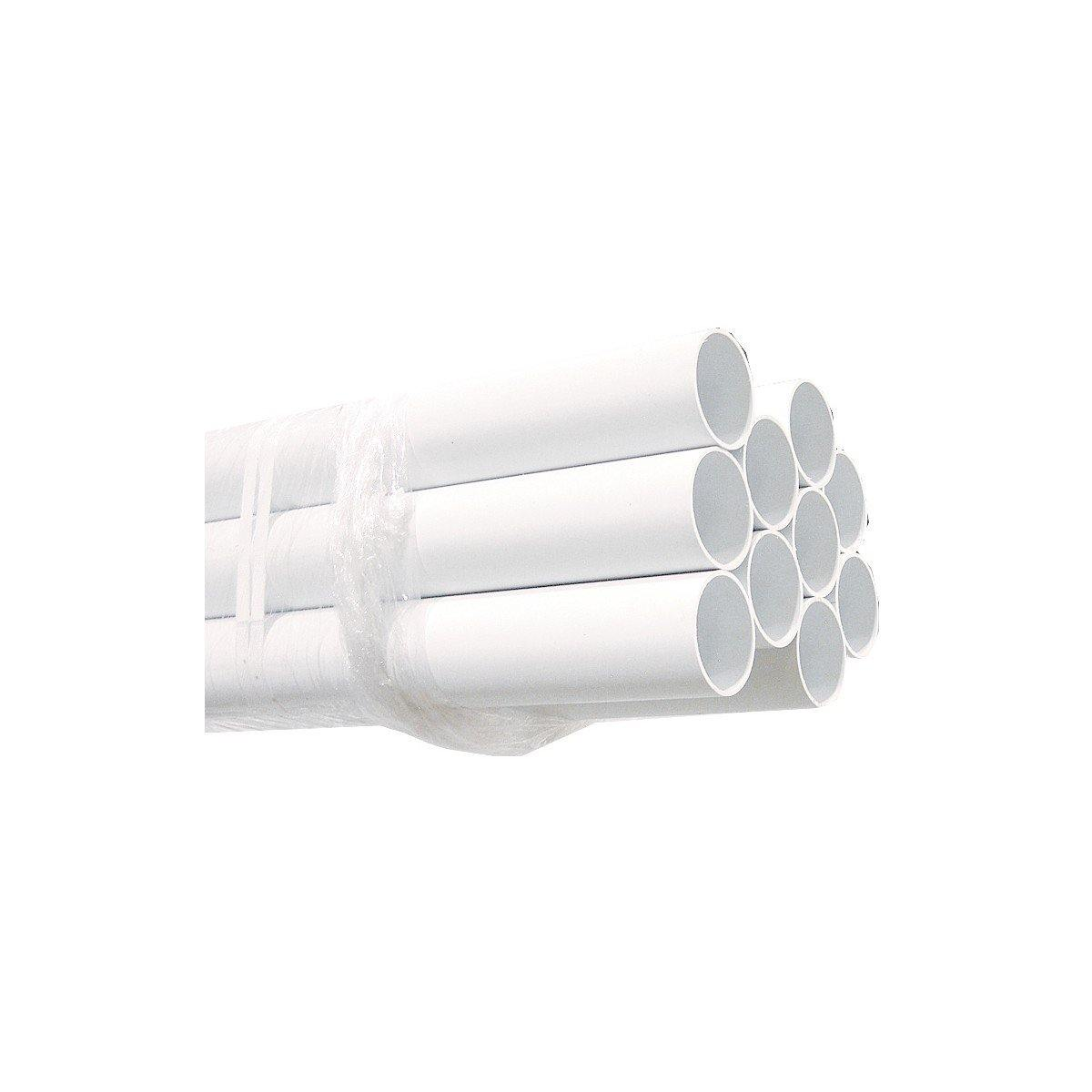 PVC Vacuum Pipe 2.5M - 8 Length
