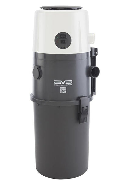Electron EVS SP-Elite Bagless Ducted Vacuum Unit - AstroVac Ducted Vacuum Warehouse