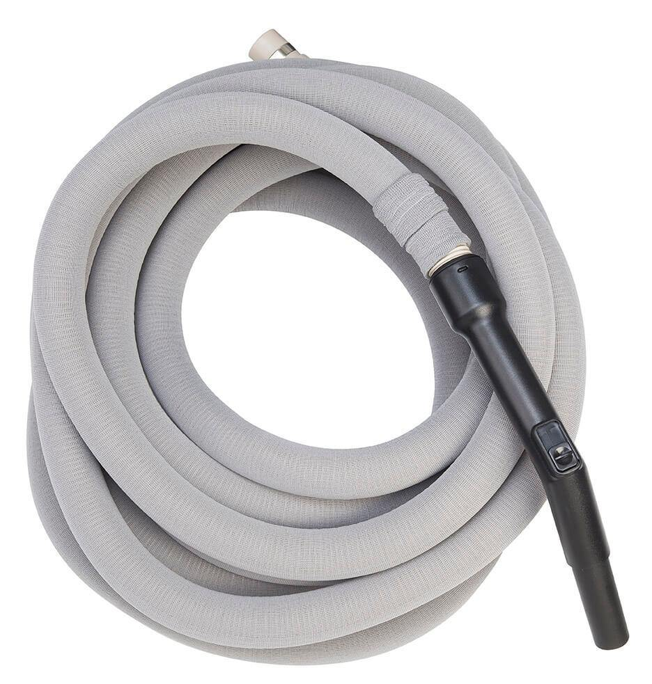 Standard Ducted Vacuum Hose with Protective Cover - 12M