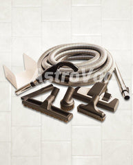 Deluxe Ducted Vacuum Switch Hose Kit - 10.5M