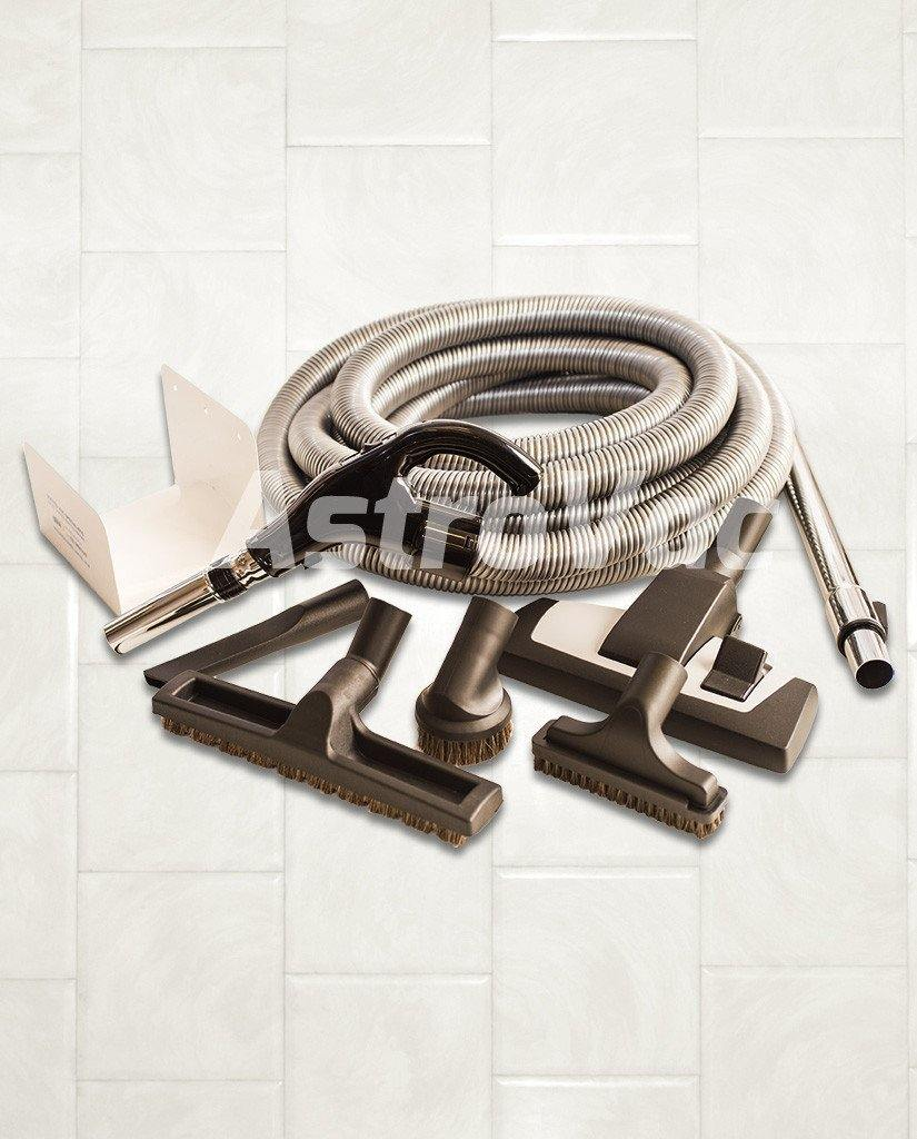 Deluxe Ducted Vacuum Switch Hose Kit - 12M
