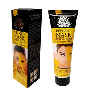 Gold-Smooth™ Collagen Face Mask