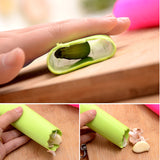 Extra EasyPeel™ Silicone Garlic Peeler Tool at 40% OFF (Add-on Item: Can not be ordered alone)