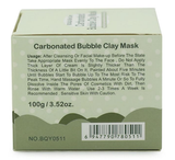 Carbonated Bubble™ Clay Mud Mask