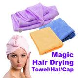 Extra Quick-Dry Magic™ Hair Cap at 50% OFF (Add-on Item: Can not be ordered alone)