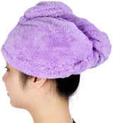 Quick-Dry Magic™ Hair Cap