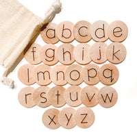 Sign Language Alphabet Discs