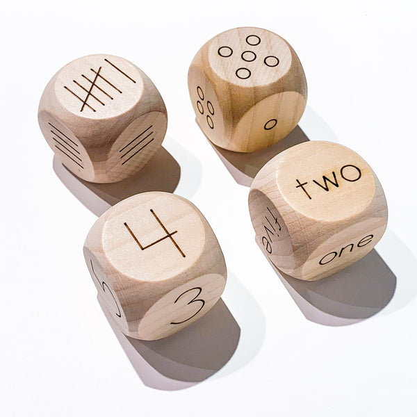 Build Your Own Dice Set
