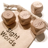 Kindergarten Sight Word Dice