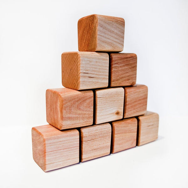 Set of 10 Blocks