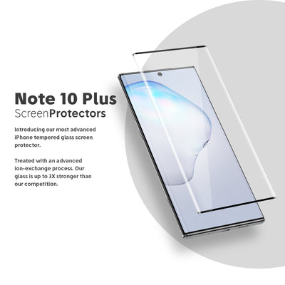 NanoArmour Best Samsung Galaxy Note 10 Plus Screen Protector
