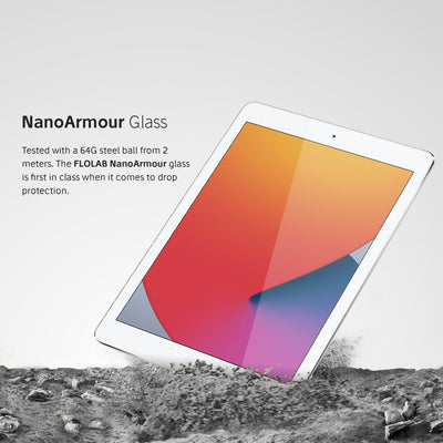NanoArmour 10.2-inch iPad 8 Screen Protector (2020)