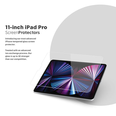 NanoArmour 11-inch iPad Pro 2021 Screen Protector