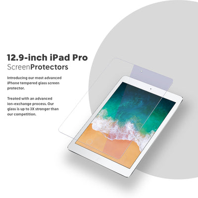 NanoArmour iPad Pro Anti-Blue light Screen Protector (2015-2017) 12.9-inch