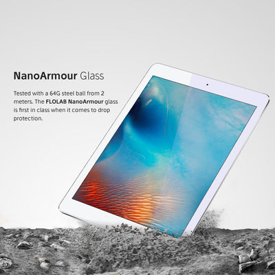 NanoArmour 7.9-inch iPad mini 4 Anti-Blue light Screen Protector